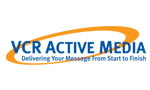VCR Active Media Ltd Logo